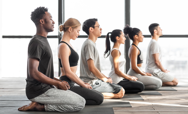 This Is the Best Meditation Style for You Based On Your Enneagram Personality Type