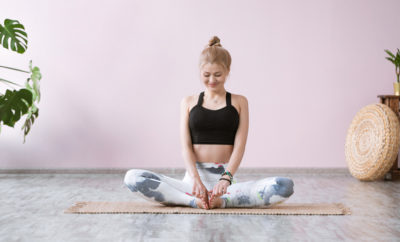 Yin Yoga for Feet Feature