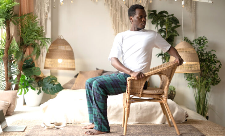 Chair Yoga: Use This 8-Pose Sequence for a Gentle Practice (Photo Tutorial)