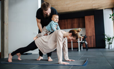 Family Yoga Tips Feature