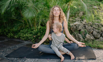 Meditation Tips for Busy Moms Feature