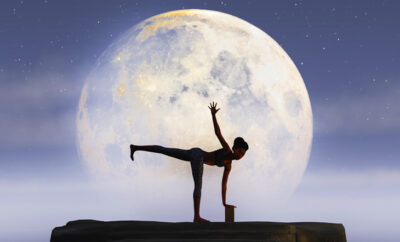 4 Moon Phases Yoga Poses Feature 1