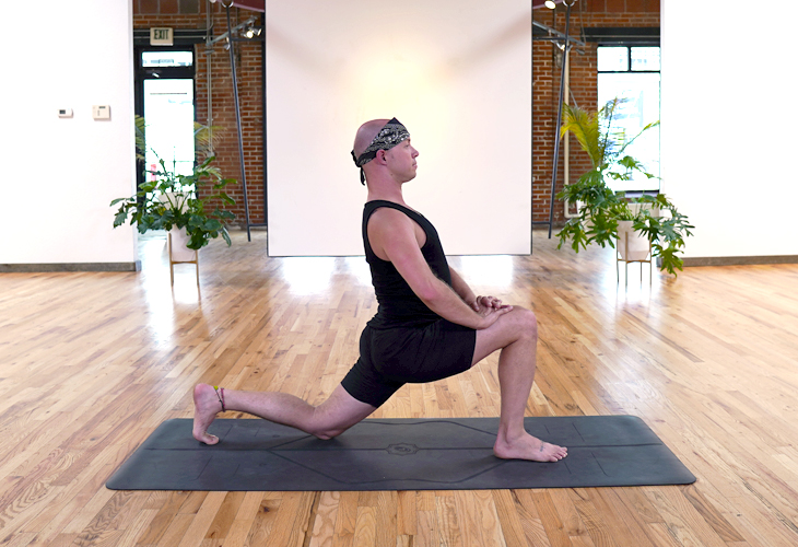 Low Lunge 1