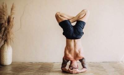 Headstand Feature