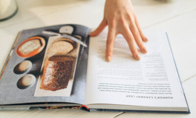Healthy Cookbooks Feature